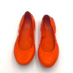 Tory Burch Ballet Flats Orange